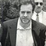 Craig Rabinowitz after his arrest in 1997
