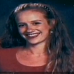 Rebecca Simic during the time of her marriage to Mark Winger